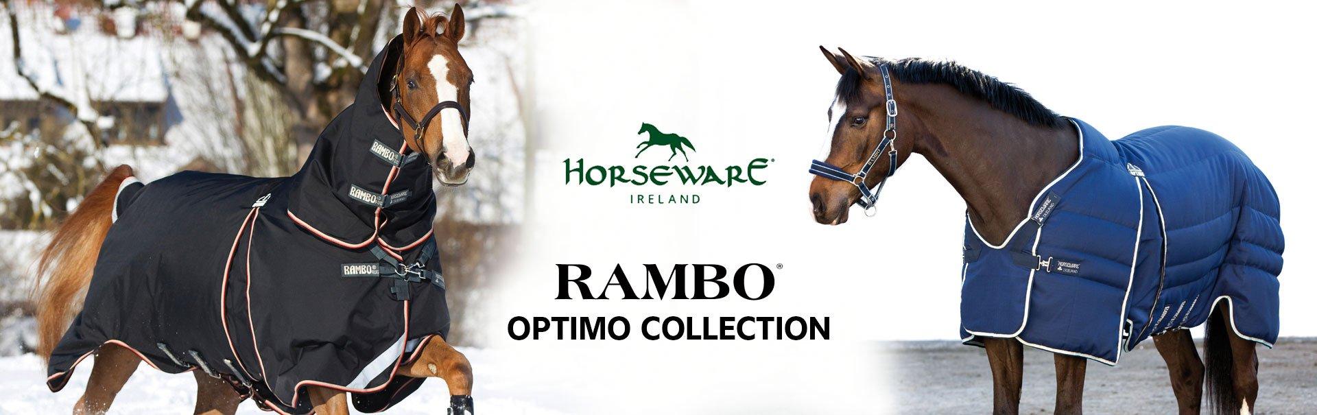 Horseware Rambo Optimo Blankets