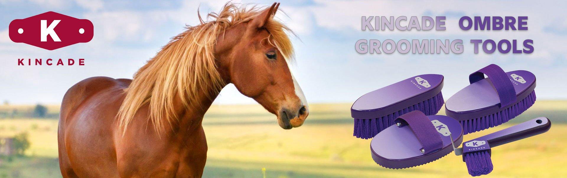 Kincade Ombre Grooming Tools