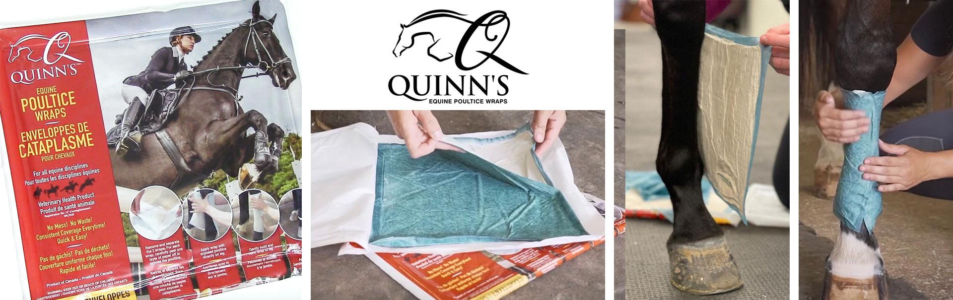 Quinn's Poultice Wraps