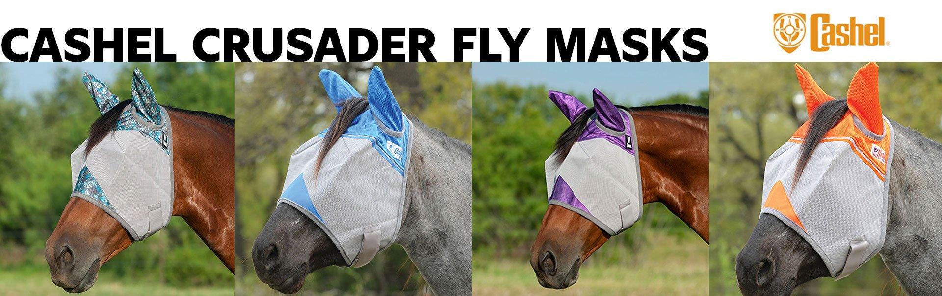 Cashel Crusader Fly Masks