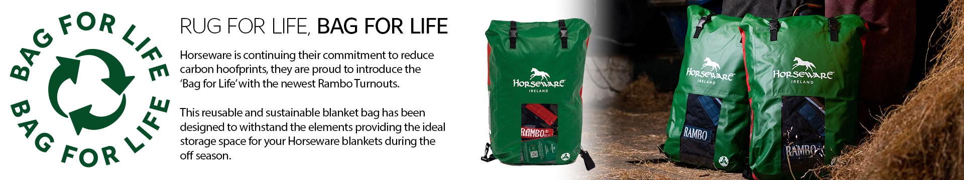 Horseware Bag for Life Blankets