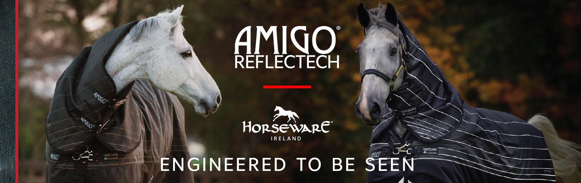 Horseware Amigo Reflectech
