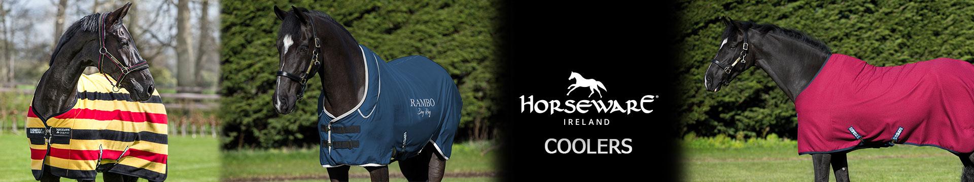 Horseware Coolers