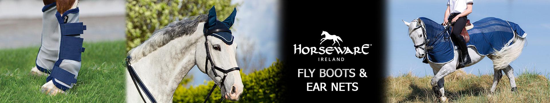 Horseware Fly Boots & Ear Nets