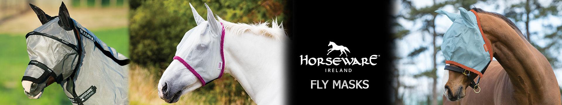 Horseware Fly Masks