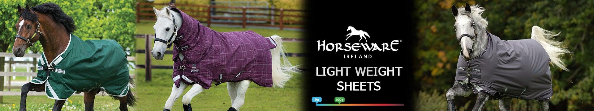 Horseware Light Blankets