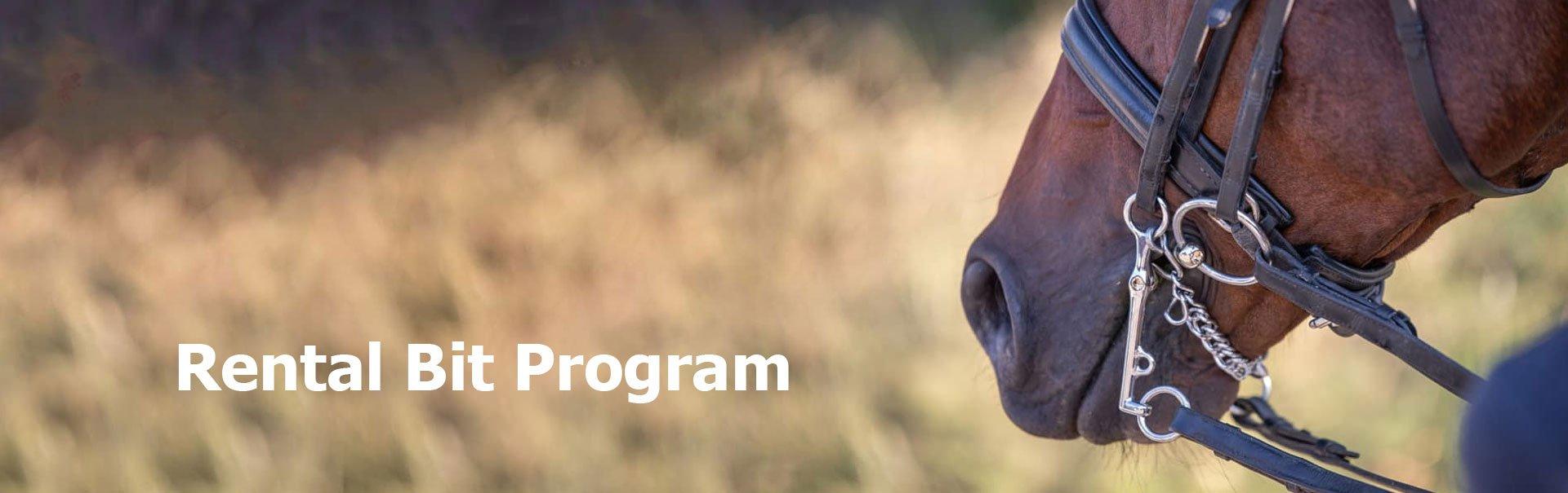 Rental Bit Program