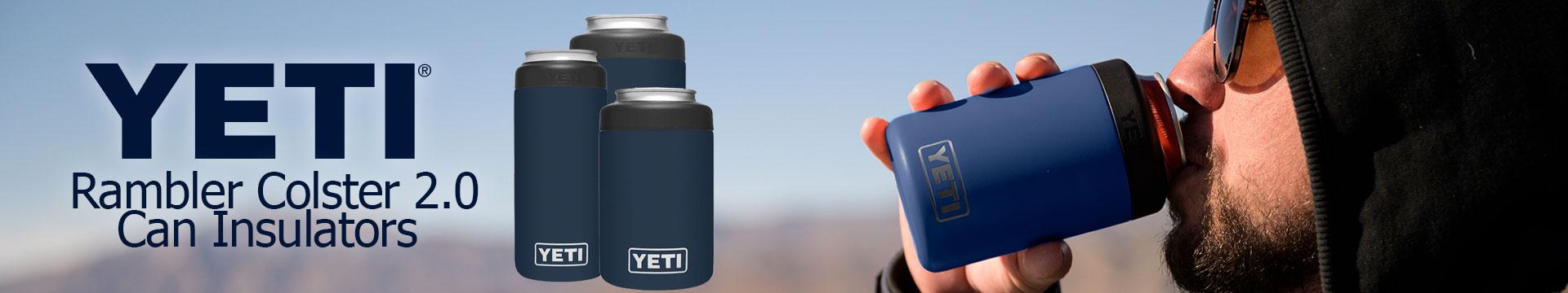 YETI Rambler Colster 2.0 Can Insulators