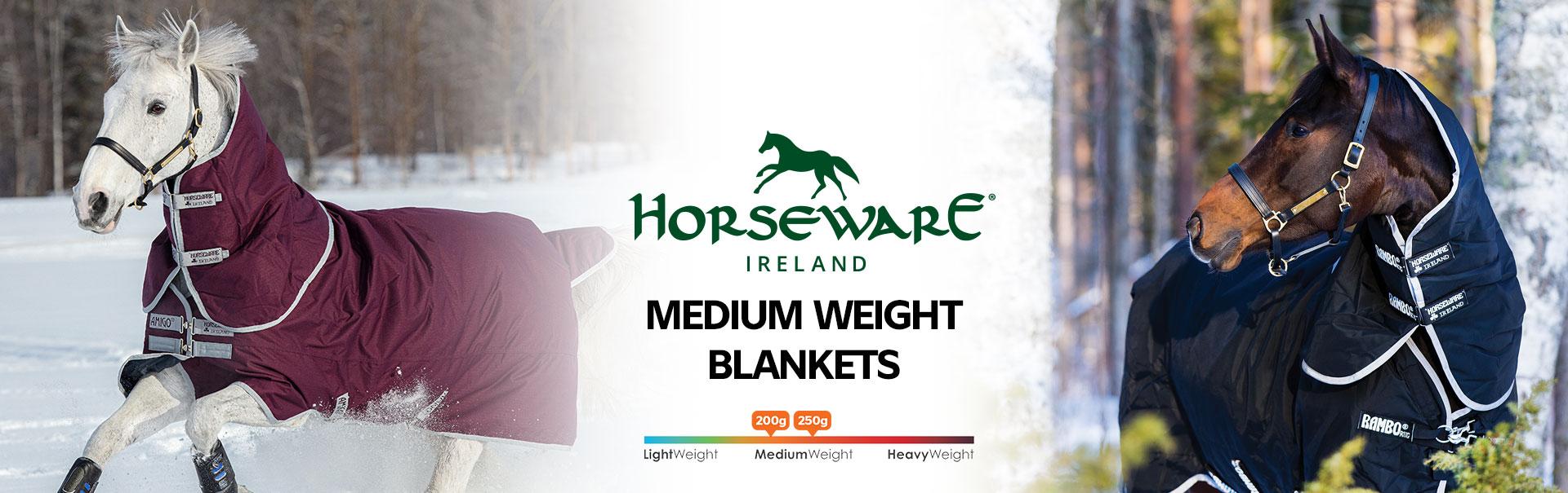 Horseware Medium Blankets