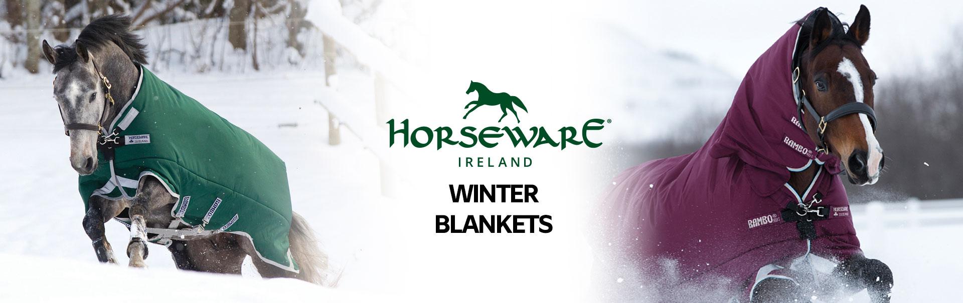 Horseware Ireland Winter Blankets