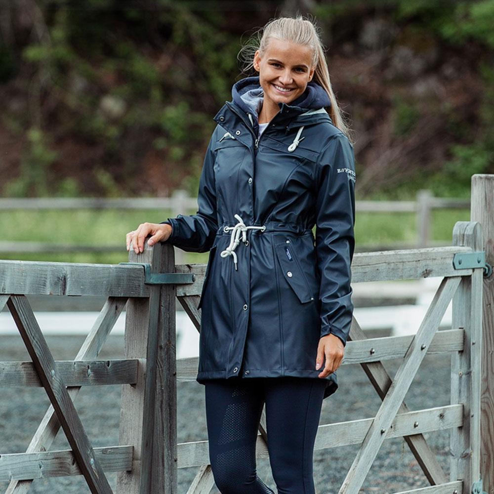 B Vertigo Emma Ladies' 3-in-1 Waterproof Raincoat