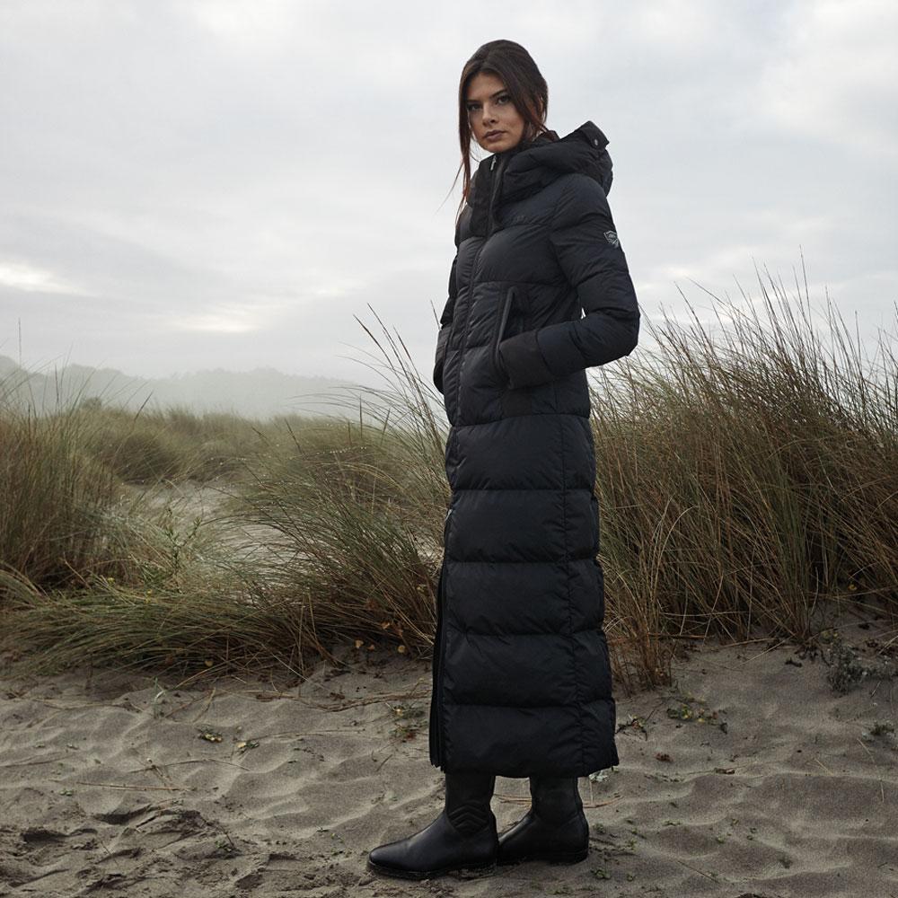 AA Leone Long Padded Coat