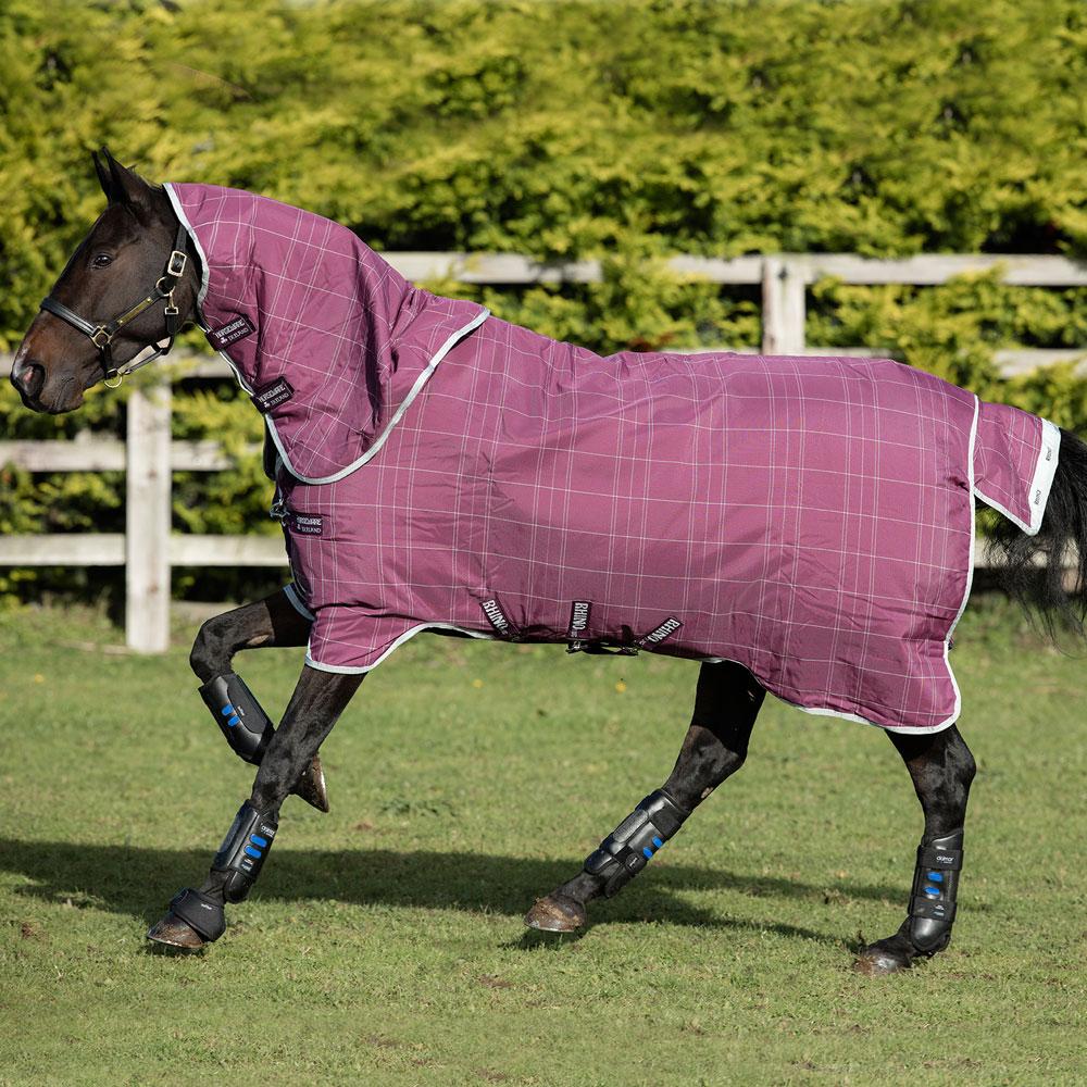 Horseware Rhino Plus 450g VariLayer Heavy Turnout Blanket