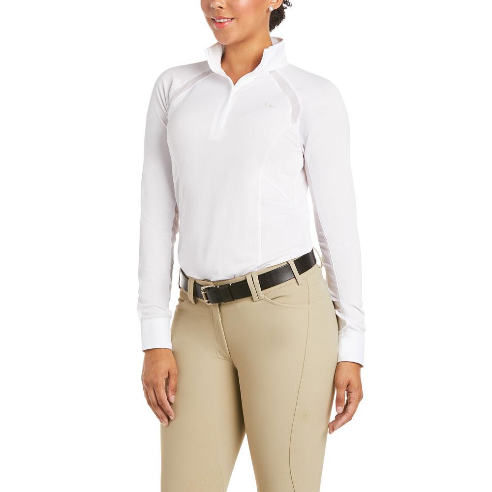Ariat Sunstopper Pro 2.0 Ladies' Show Shirt