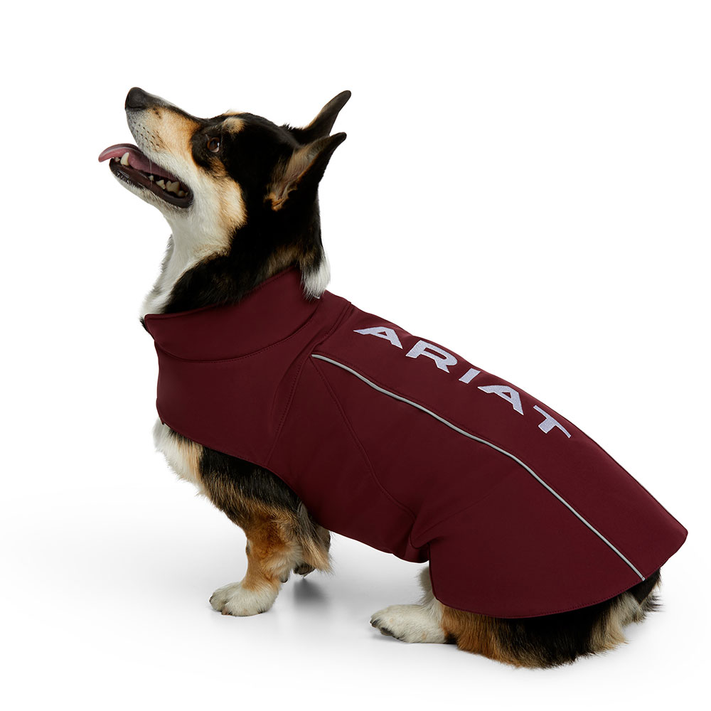 Ariat Team Softshell Dog Coat