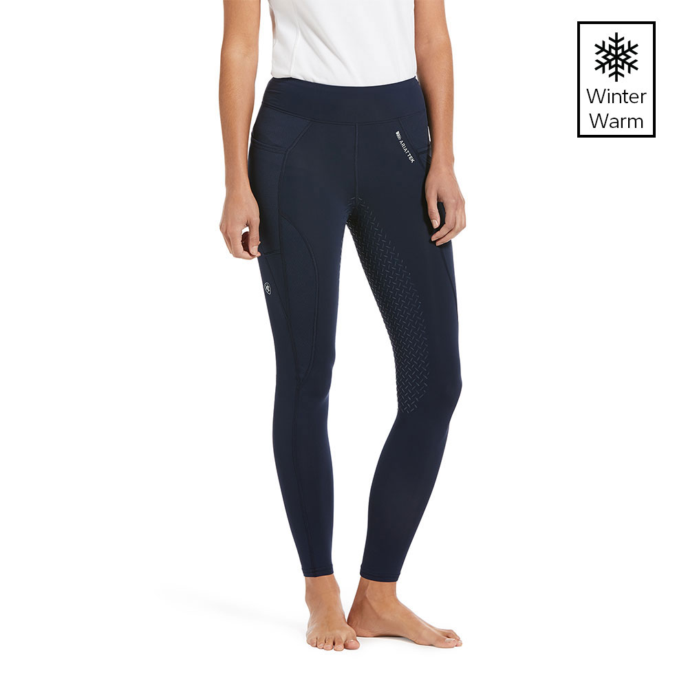 Ariat Women's Prevail Insulated Full Seat Riding Tights
