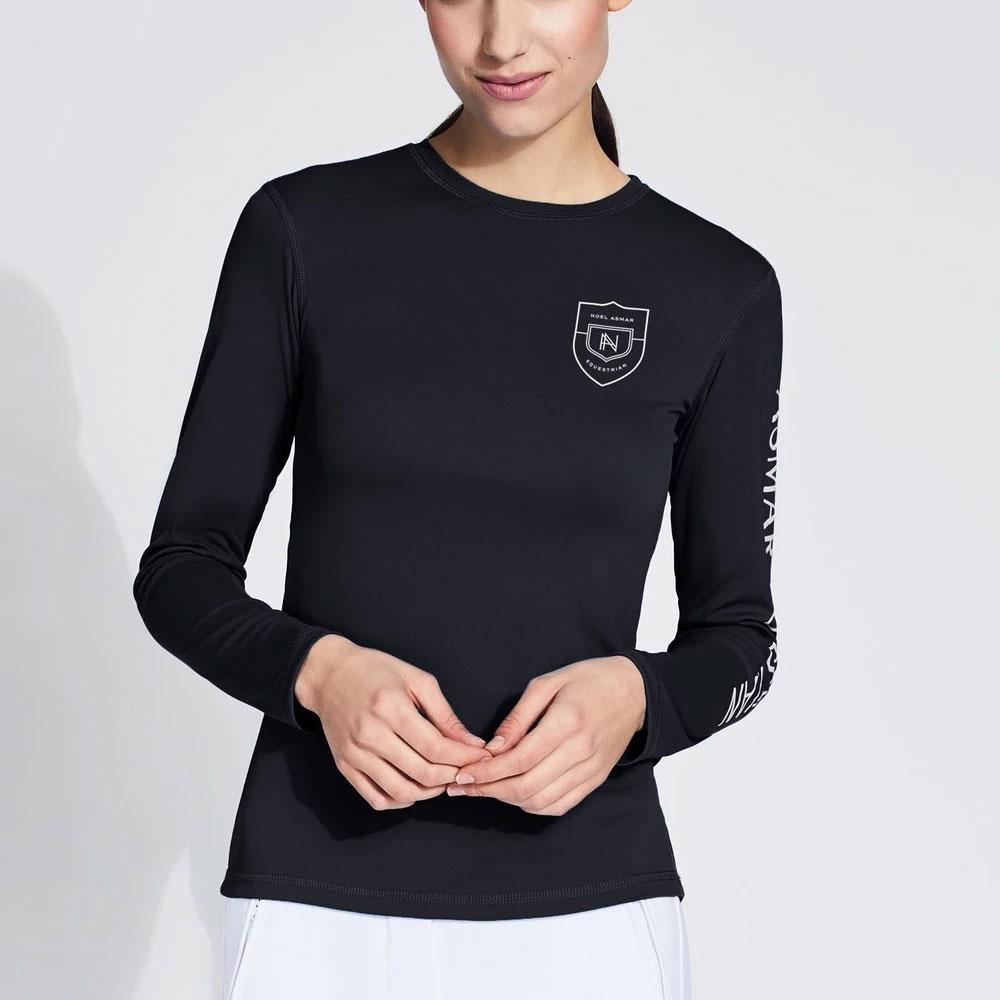 Asmar Sustainable Long Sleeved Logo Tee Shirt