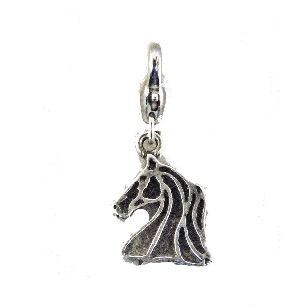 Banbury Charm - Horse Head Outline