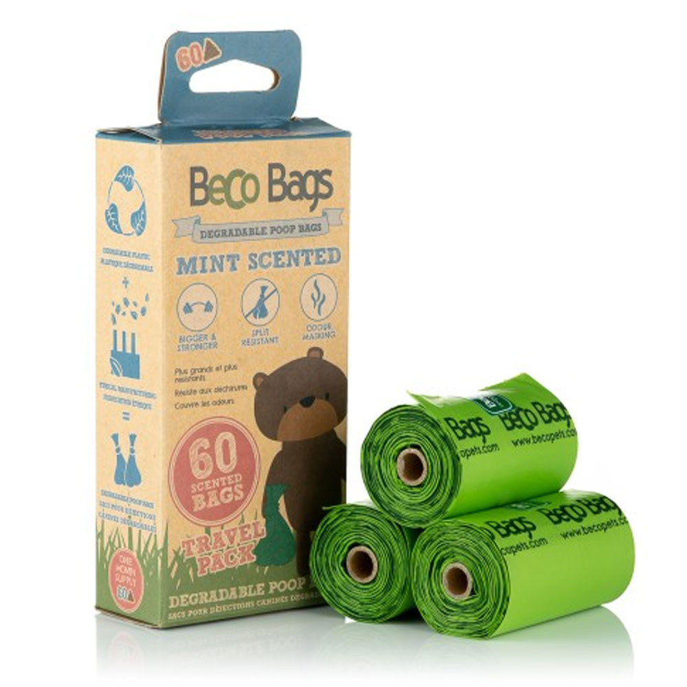 Beco Scented Poop Bags