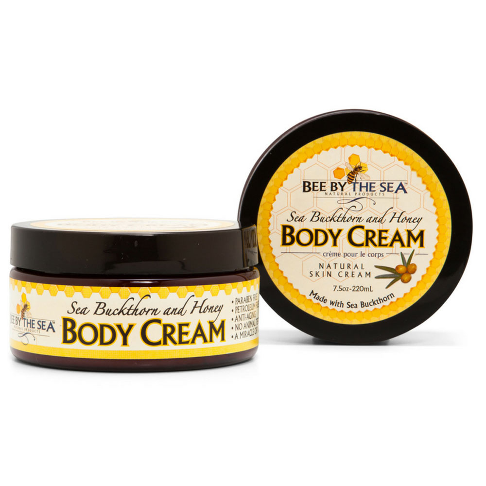 Bee By The Sea Body Cream