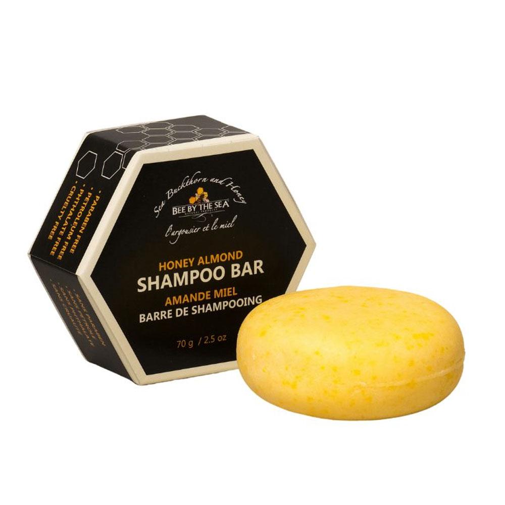 Bee By The Sea Shampoo Bar