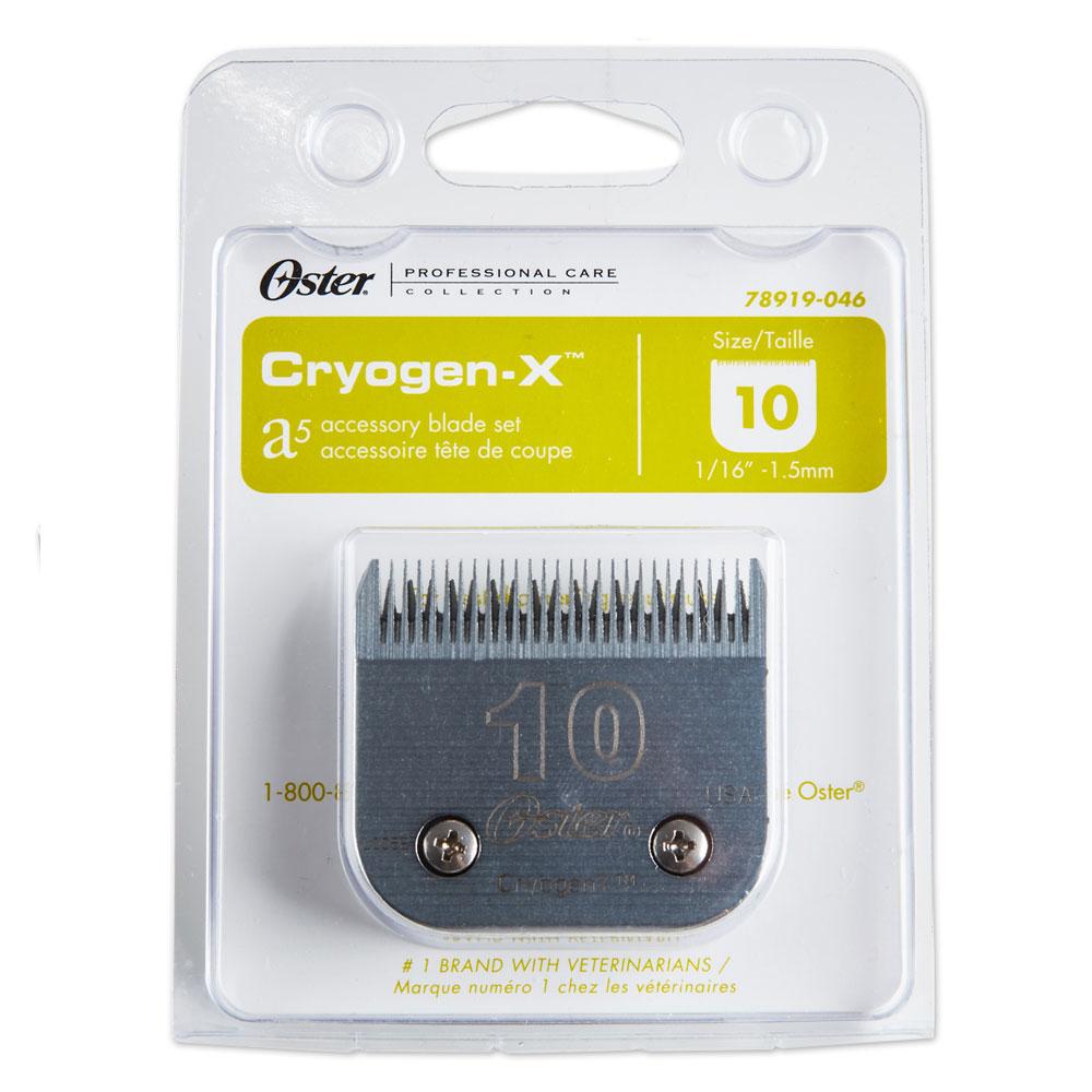 Oster A5 Cryogen-X Blades