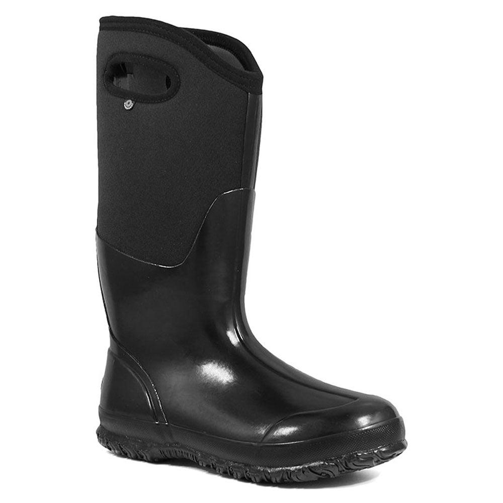 BOGS Classic High Handles Shiny Ladies' Barn Boots