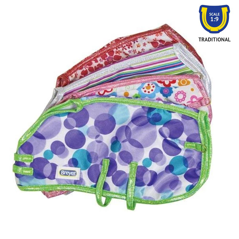 Breyer Colourful Blankets