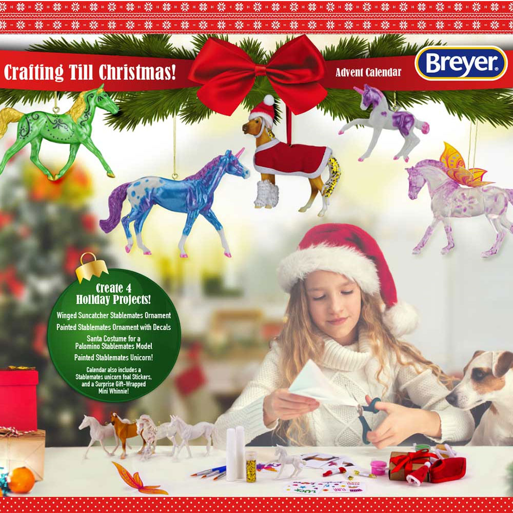Breyer Crafting 'til Christmas Advent Calendar