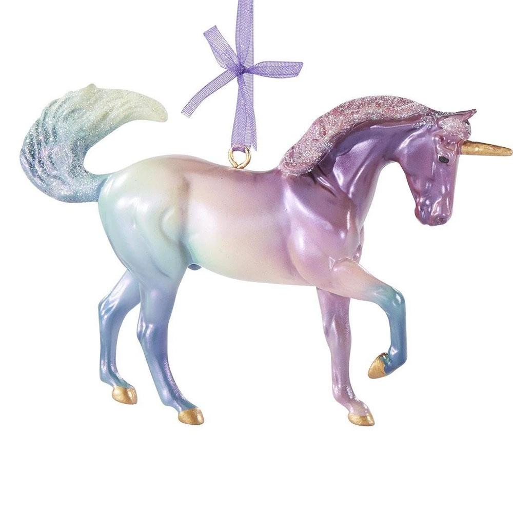 Breyer Unicorn Cosmo Ornament