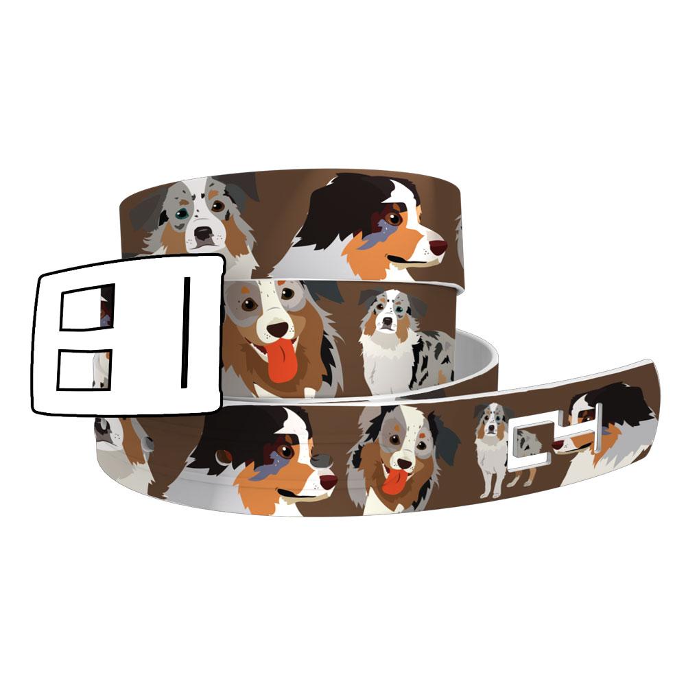 C4 Aussie Dog Belt Only