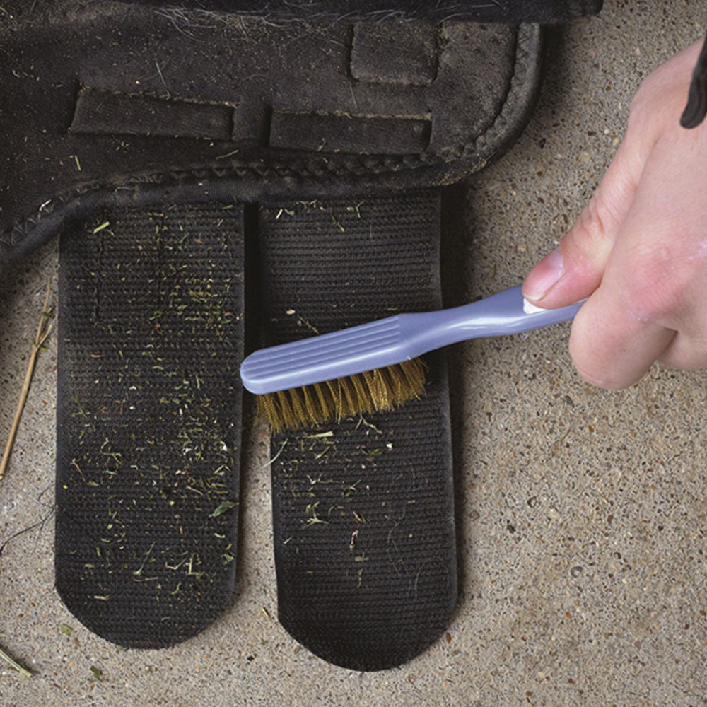 Cashel Velcro Brush