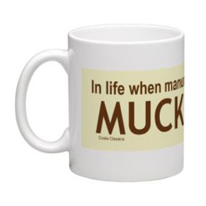 CC Mug Muck It