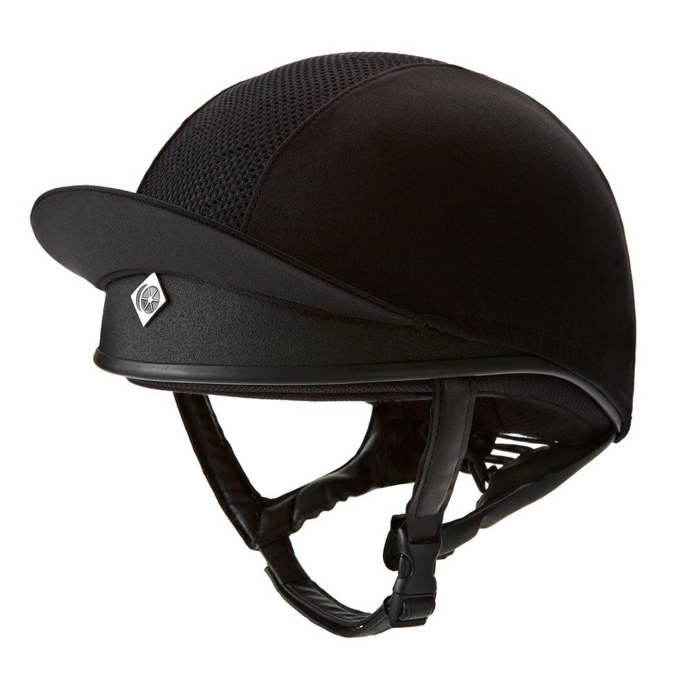 Charles Owen Pro II Plus Skull Cap Riding Helmet