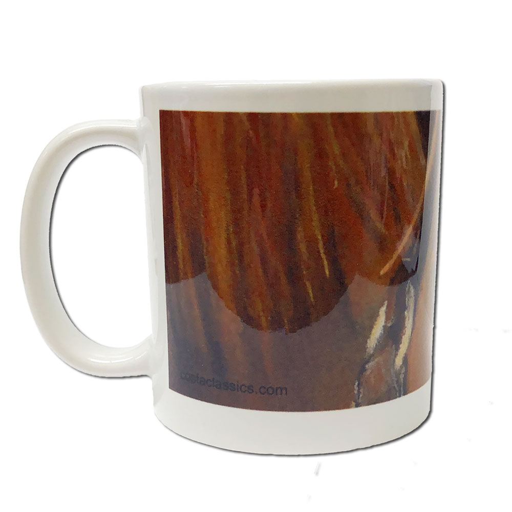 "Costa Classics ""Chestnut Eye"" Mug"