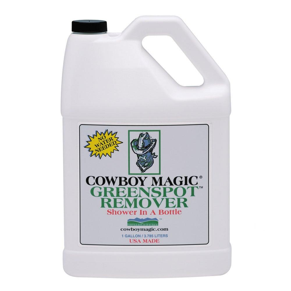 Cowboy Magic Greenspot Remover - 3.8 L