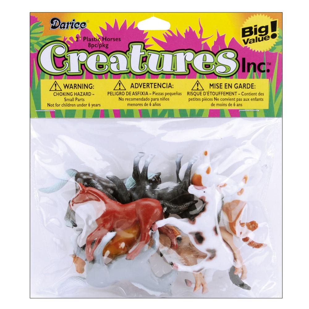 Creatures Plastic Toy Horses