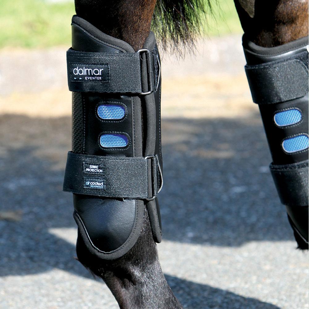 Horseware Dalmar Eventer Hind Boots