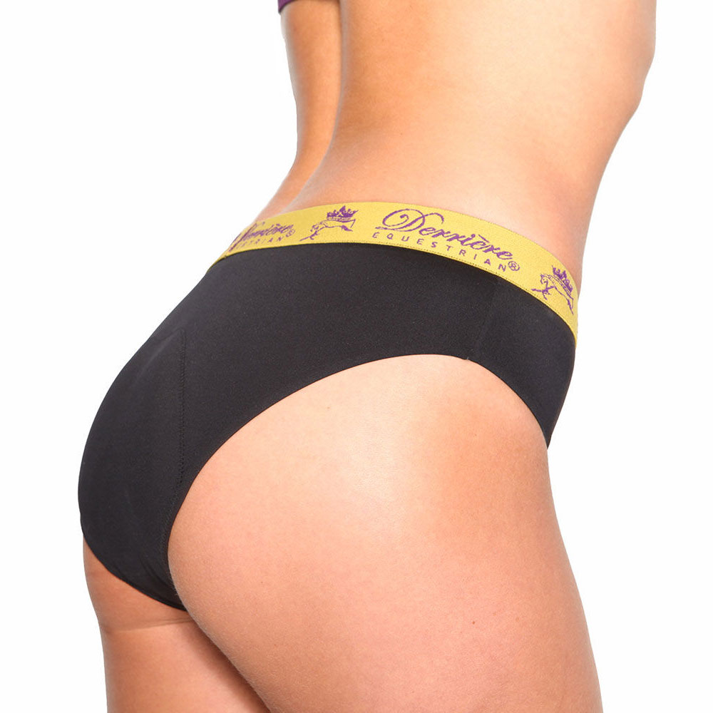 Derriere Equestrian Performance Padded Panty