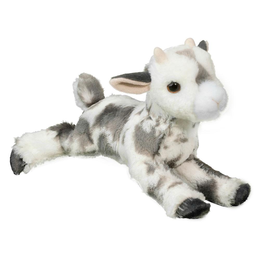 Douglas Cuddle Poppy Floppy Goat