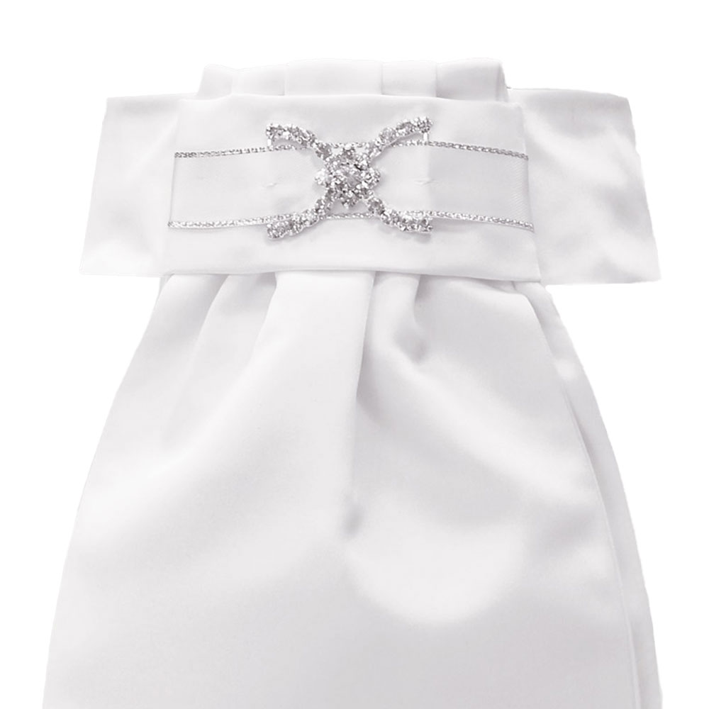 Equetech Ameilia Deluxe Pre Tied Stock Tie