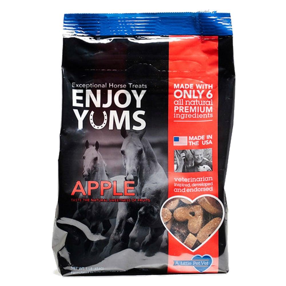 Enjoy Yums Horse Treats - 1 lb