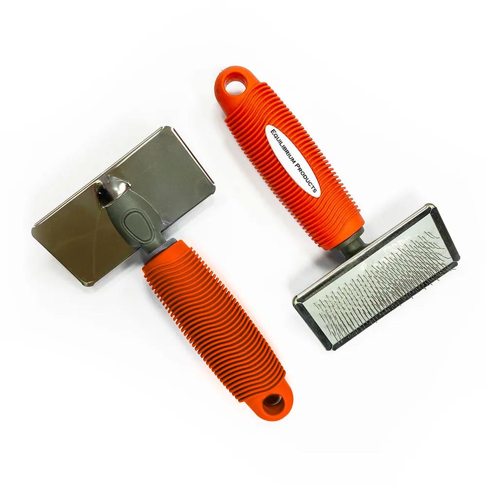 Equilibrium Velcro Hook Cleaner Brush