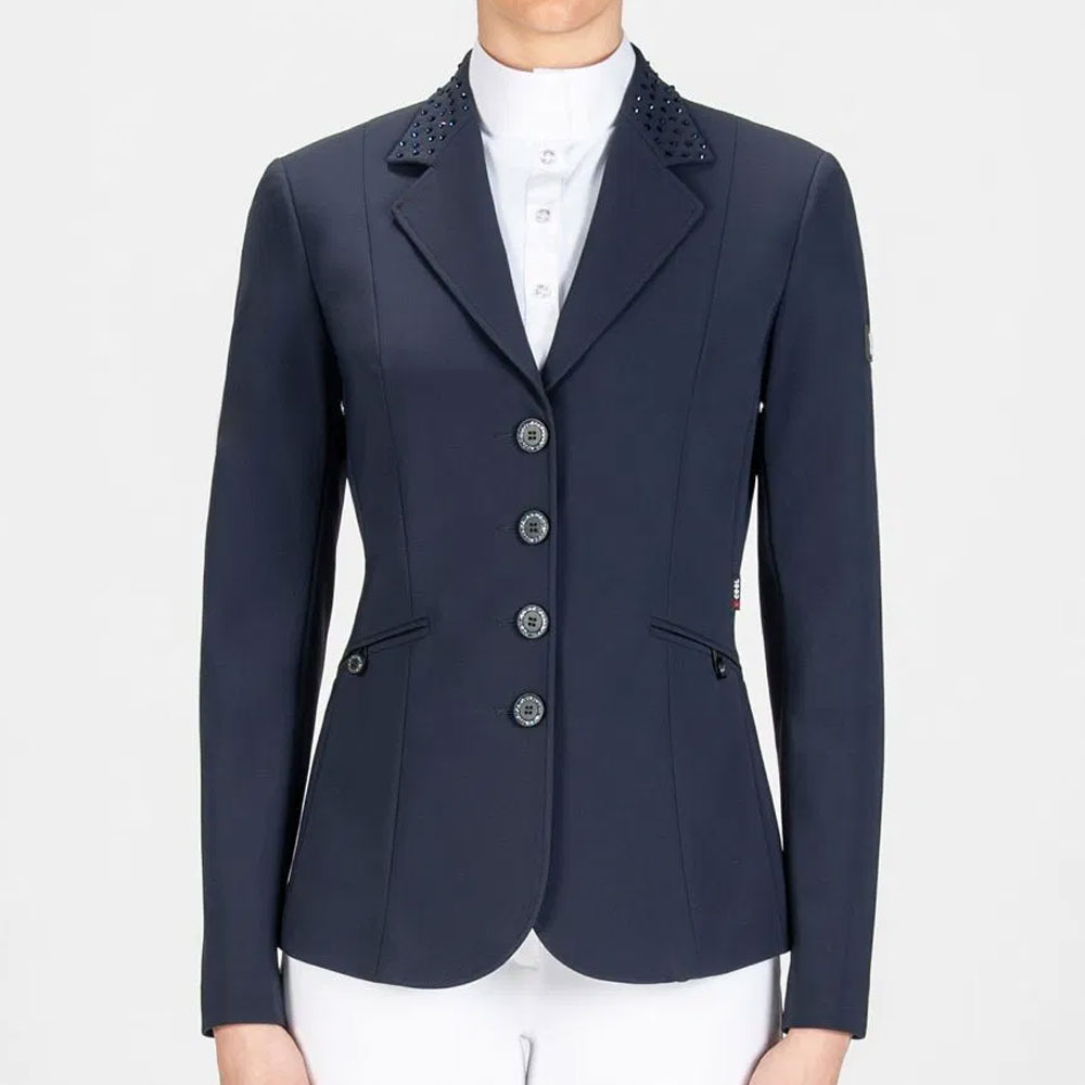 Equiline Gioia Ladies' Competition Jacket with Crystals