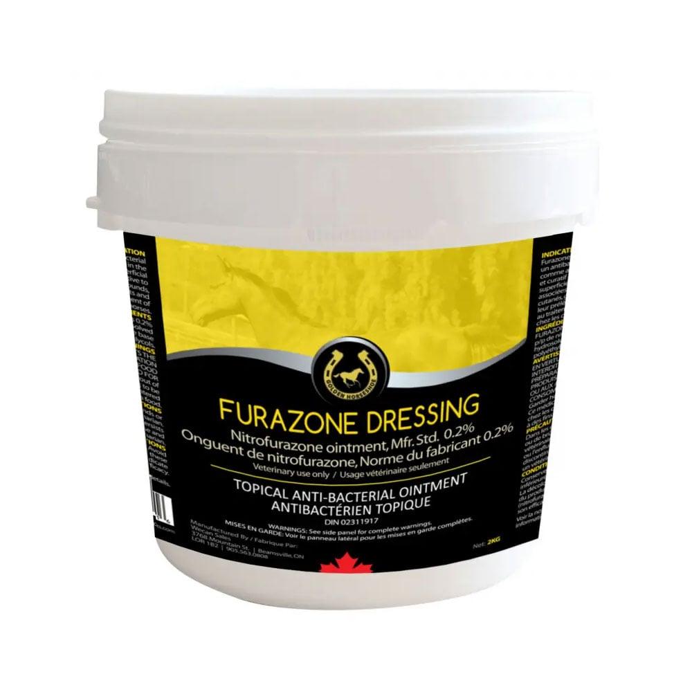 Golden Horseshoe Furazone Dressing - 2 kg