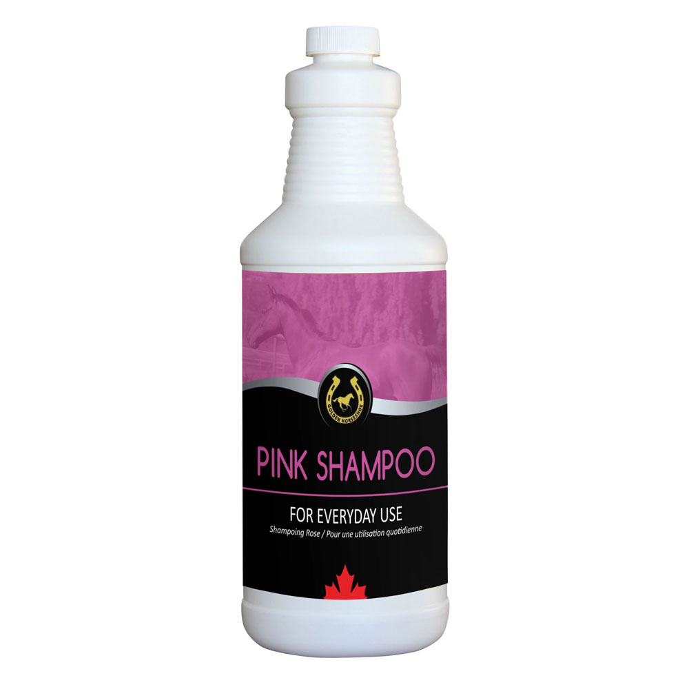 Golden Horseshoe Pink Shampoo - 1 L