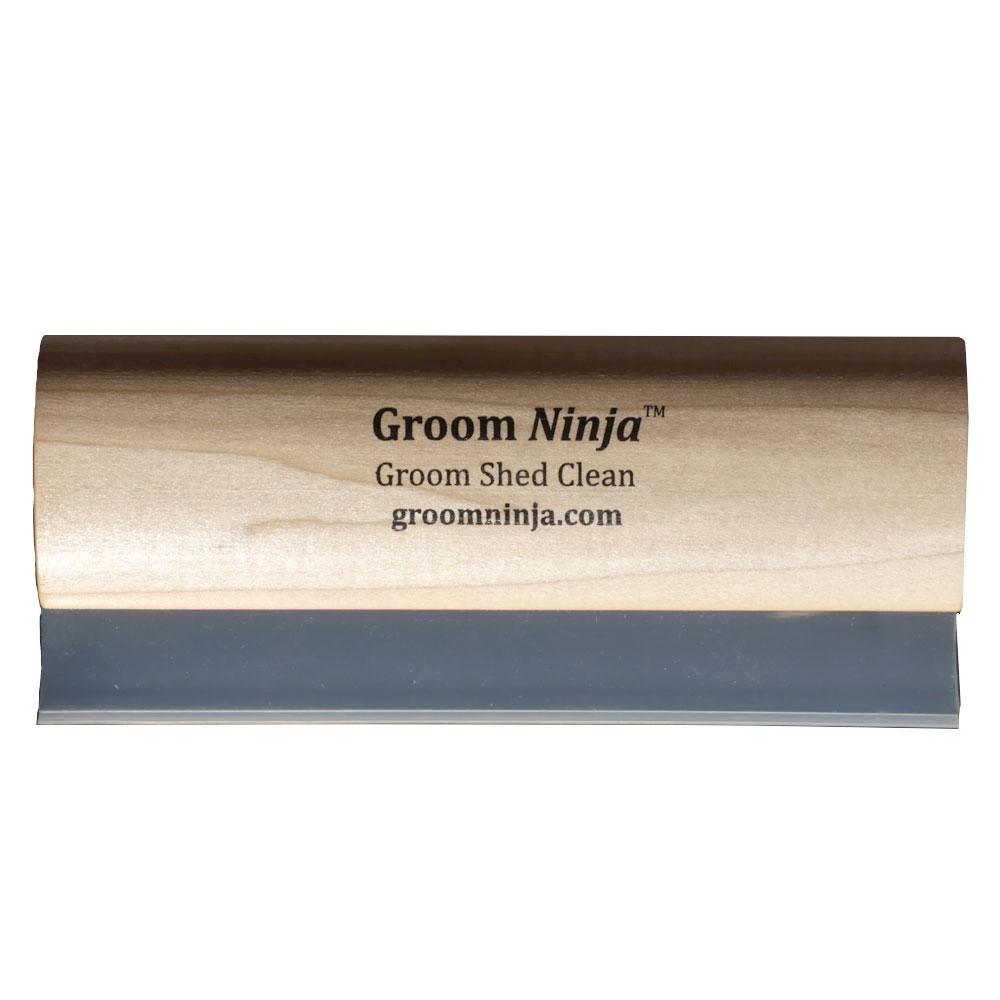 Groom Ninja Water Squeegee