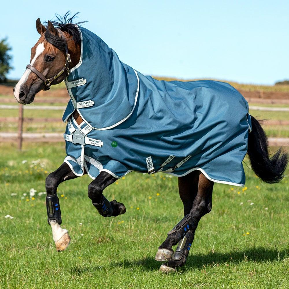 Horseware Amigo AmECO 12 Plus 100g Lite Turnout Blanket
