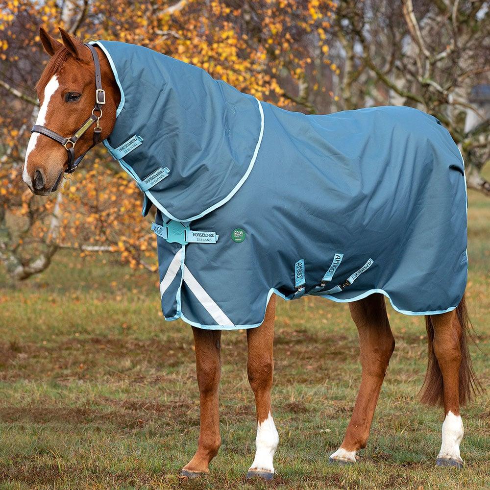 Horseware Amigo AmECO 12 Plus 250g Medium Turnout Blanket