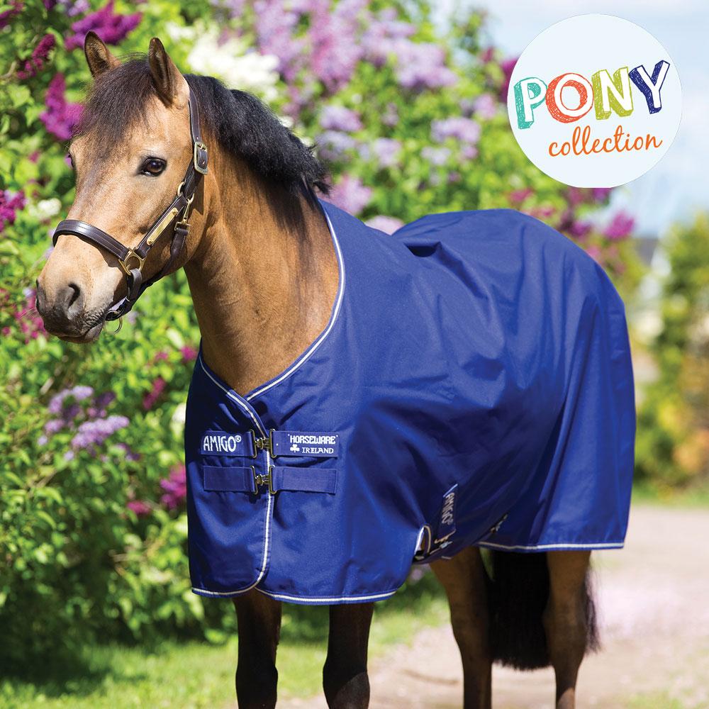 Horseware Amigo Hero 900D Pony 0g Light Turnout Sheet